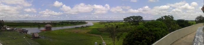 Panoramique Amazonas
